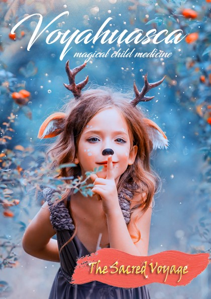 1-3 May, 3 day special Voyahuasca - Magical Child, Holland