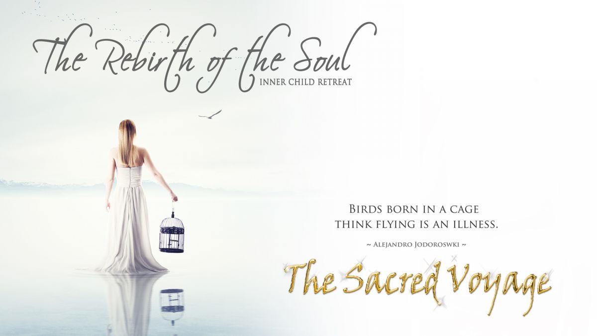6-8 november, Rebirth of the Soul, zonder plantmedicijn
